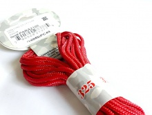 Паракорд Para  Cord 325 цвет шнура Red красный, толщина 3 мм., длина 6,4 метра (на 3 стандартных браслета),