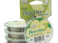 Ювелирный тросик Flex-rite 0.2 мм.  для создания украшений,