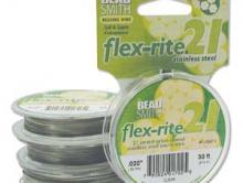 Ювелирный тросик Flex-rite 0.3 мм.  для создания украшений,