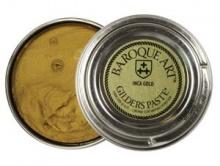 """ПАСТА BAROQUE ART Inca Gold на основе воска и металл. пудры, применяется для декоративного покрытия, """"позолочения"""" материалов"""