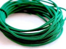 Шнур нейлоновый 0,8 мм. темн. зеленый