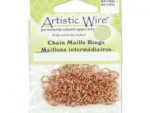 """Chain Maille Rings-Набор открытых Колец """"Artistic Wire"""