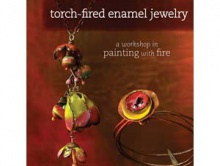Torch-fired enamel jewelry. Книга 128 стр.