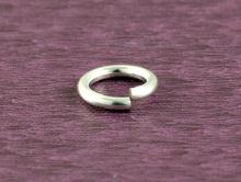 Колечко открытое 8 мм. 16 ga (сечение 1.2 мм.) Сильфер Филд. Размер–8.0x1.2 мм. (внутренний размер 5.5 мм.) Открытое (более жесткое и крепкое чем серебряное).