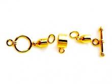 Набор для шнуров 4-ти мм. золото