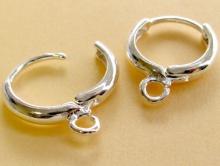 швензы с замком (металл), форма кольца не большого