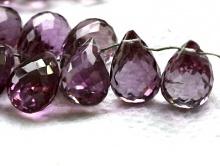 Бусина ограненная александрита, бриолет