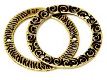 Кольцо декоративное-Коннектор