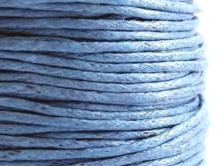натуральный вощеный шнур из 100% хлопка для плетения