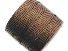 Нить нейлоновая, цвет - коричневый