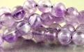 Бусина серебряная со стразами, цвет розовый для браслетов в стиле Пандора
