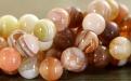 Бусина из поделочных камней  Используется для изготовления подвесок в серьгах и др. украшениях Handmade.