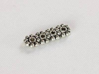 Спэйсер-разделитель на 4 нити для создания многорядных браслетов