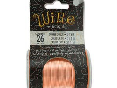Проволока полужесткая Craft Wire Tarnish resistante для рукоделия Handmade