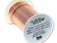 Проволока полужесткая Craft Wire Tarnish resistante для творческих работ. Проволока медная отлакированная-нетускнеющая