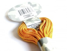 Паракорд, шнур Para Cord 325 Goldenrod, цвет золотистый, толщина 3 мм., длина 6,4 метра (на 3 стандартных браслета),