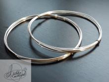 Серебряная средняя проволока, 0.65 мм. из серебра 925 (стерлиговое серебро)