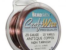 Проволока для творческих работ Craft Wire, размер-0.81 мм. (20ga),