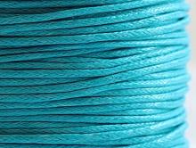 шнур цв. теплый голубой.
