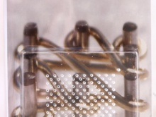 Кондукторы используют для формирования узоров или однообразных часто повторяющихся форм.