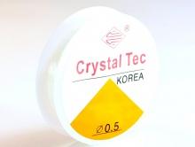 Резинка эластичная нить производство Китай, катушка 11.5 м. диаметр 0.5 мм., эконом класс,