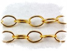 Цепочка Gold Filled (3.5 звена в 10 мм.)