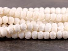Бусины из натуральной кости