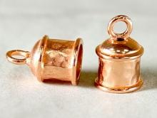 Концевик на шнур для изготовления украшений