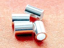 Кримпы Сильвер Филд Silver Filled, размер д/ш 3х2 мм.