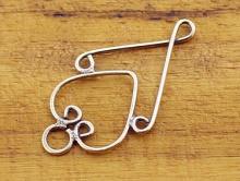 Подвеска-люстра серебряная для изготовления серег с 1 или 3-мя подвесками.