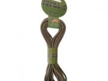 Шнур паракорд, шнур Para Cord 550 Jute, цвет защитный, толщина 4 мм., длина 4.8 метра (на 2 стандартных браслета),состав: 100% нейлон с сердечником, крепкий,