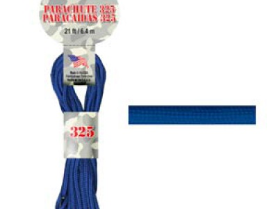 Паракорд PARA Cord 325 Шнур синий ROYAL BLUE